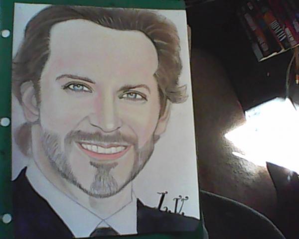 Bradley Cooper by Delilah5